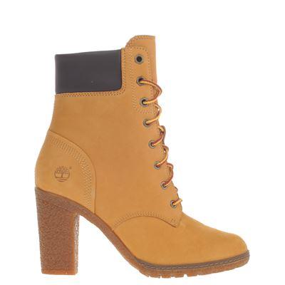 Timberland dames laarzen geel