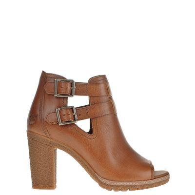 Timberland dames laarzen bruin