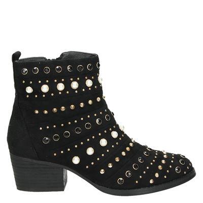La Strada dames laarzen zwart