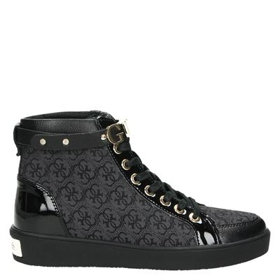 Guess dames sneakers zwart