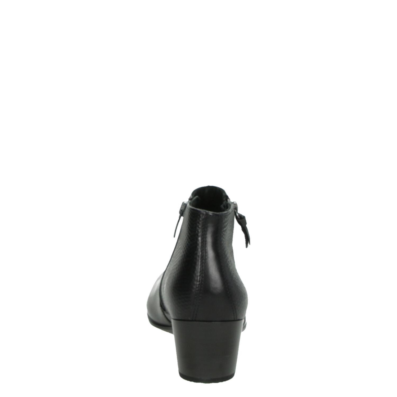 Ecco Shape M 35 Enkellaarsjes voor dames Zwart Nelson.nl