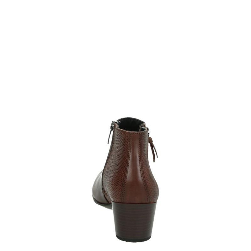 Ecco Shape M 35 - Enkellaarsjes - Bruin