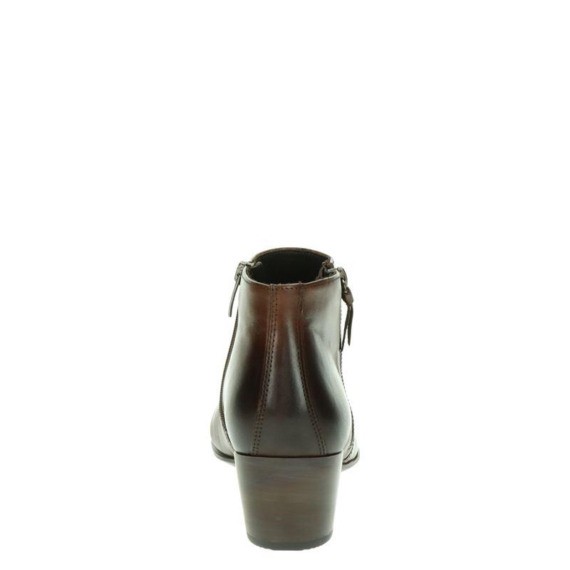 Ecco Shape M 35 - Enkellaarsjes - Cognac