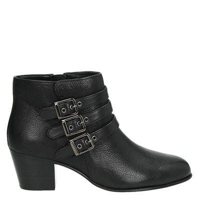 Clarks dames laarsjes & boots zwart