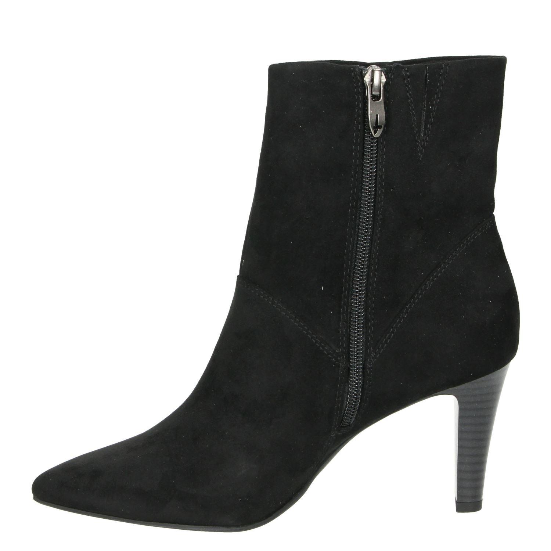 laarzen tamaris zwart