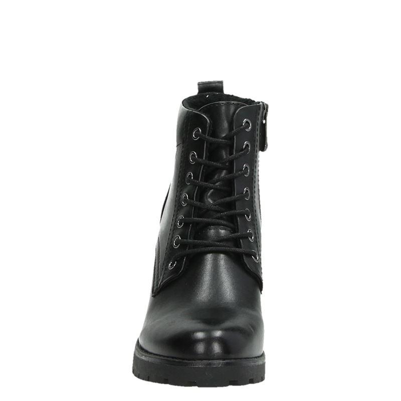 Marco Tozzi - Rits- & gesloten boots - Zwart