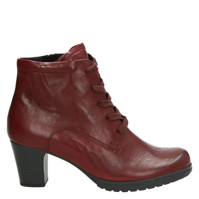 Gabor dames boots rood