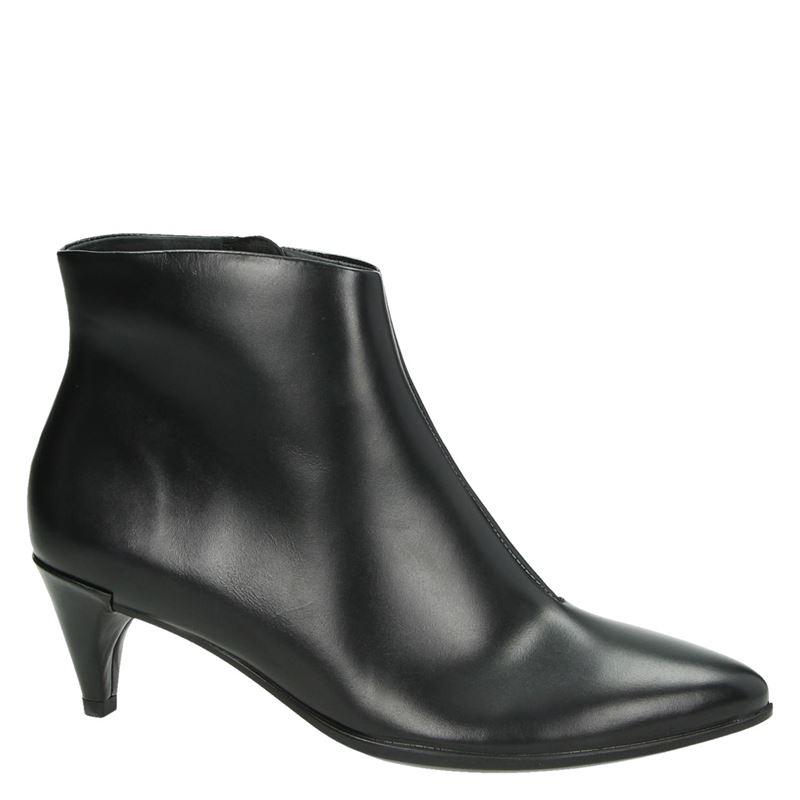 Ecco Shape 45 pointy sleek - Enkellaarsjes - Zwart