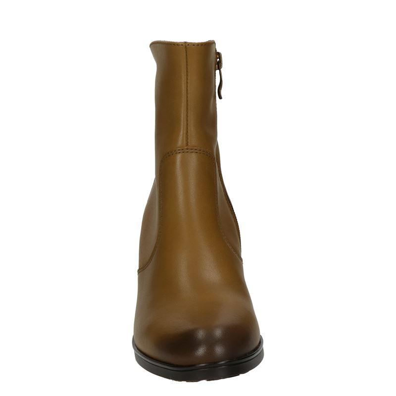 Ara Florenz - Enkellaarsjes - Cognac