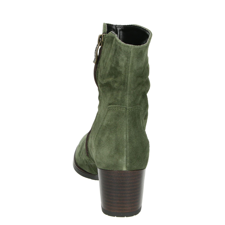 Ara - Enkellaarsjes voor dames - Groen FDH6l39