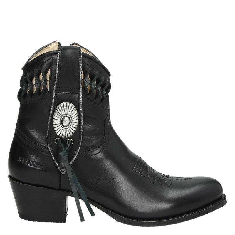 Sendra 14095 Debora - Cowboylaarzen - Zwart