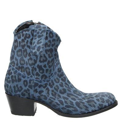 Sendra dames boots blauw
