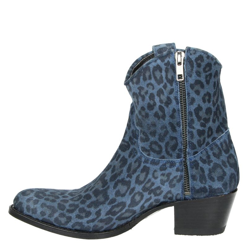 Sendra 11578 Debora - Cowboylaarzen - Blauw