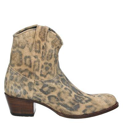 Sendra dames boots bruin