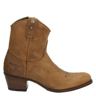 Sendra dames boots cognac