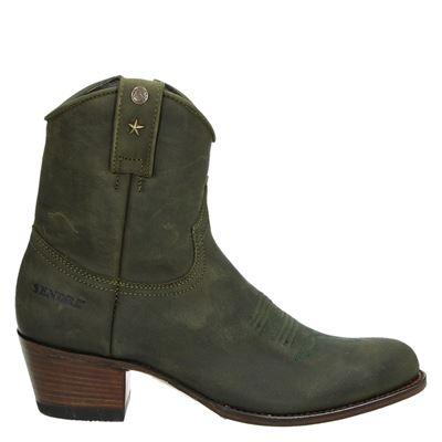 Sendra dames boots groen