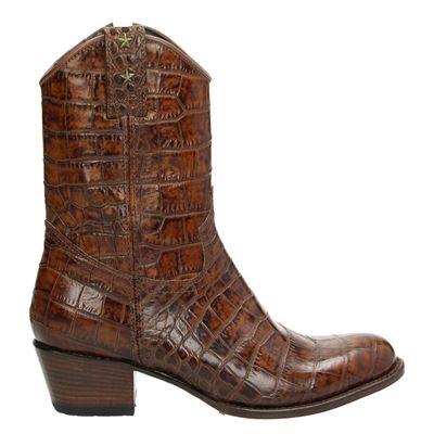 Sendra dames laarzen taupe