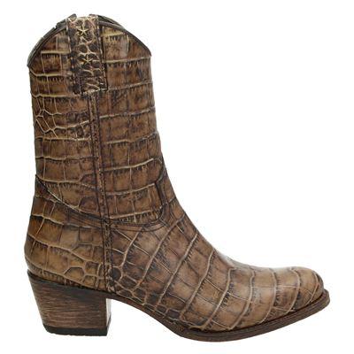 Sendra dames laarzen beige