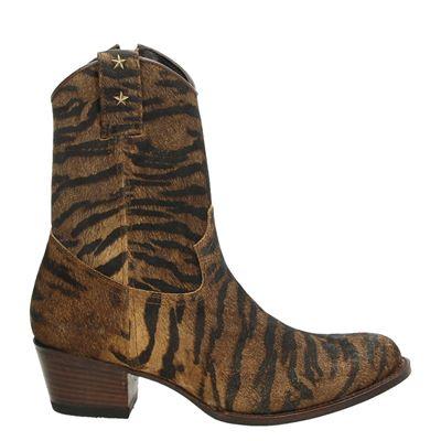 Sendra dames laarzen bruin