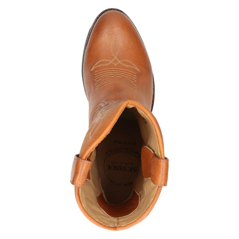 Sendra 13142 Laly - Cowboylaarzen - Cognac