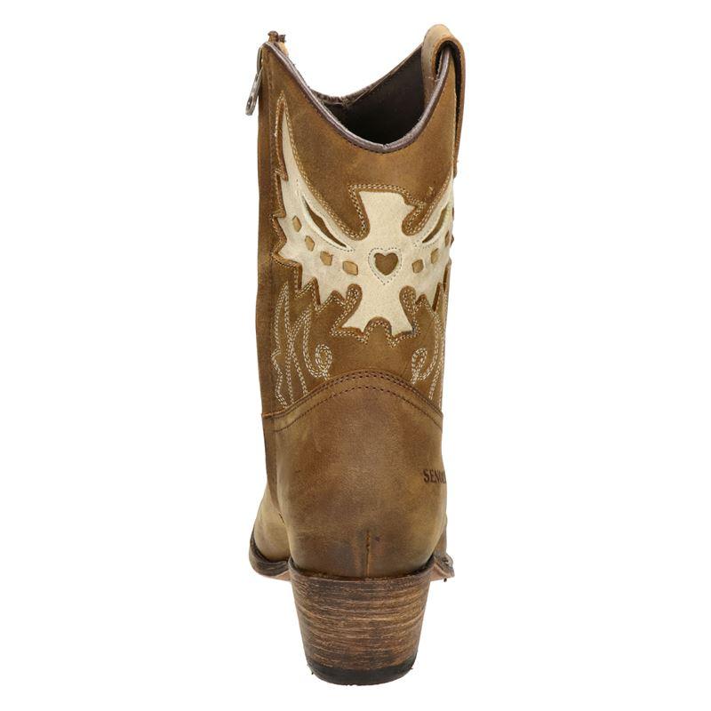 Sendra 16227 Debora - Cowboylaarzen - Bruin