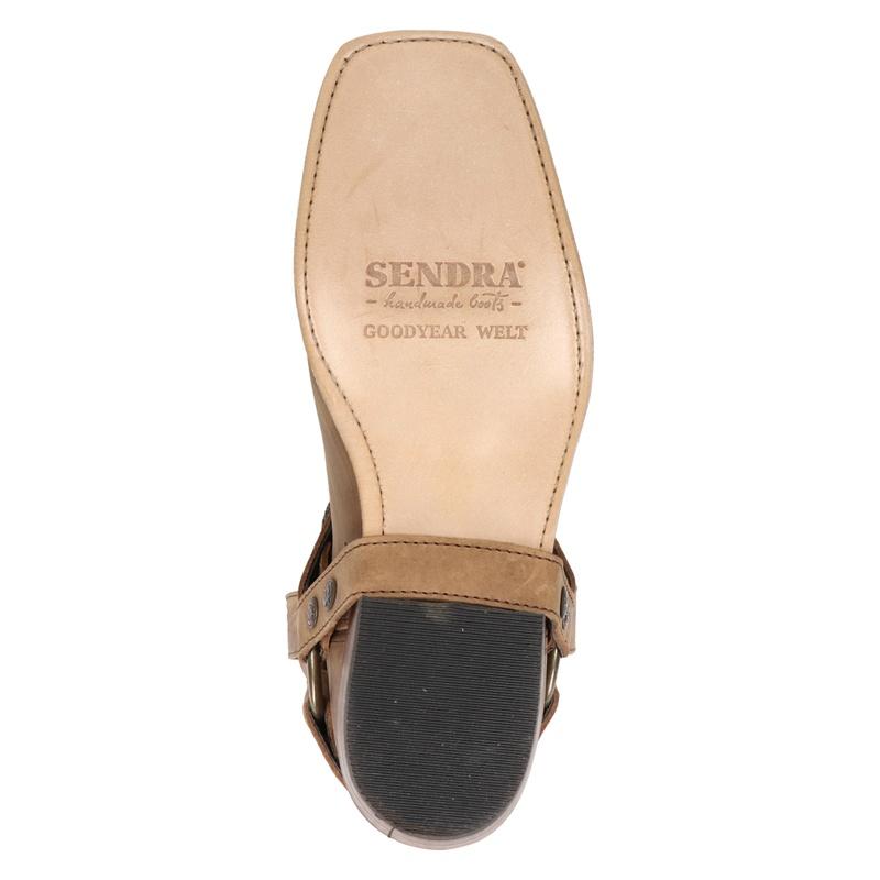 Sendra 13857 Blues Strong - Cowboylaarzen - Bruin