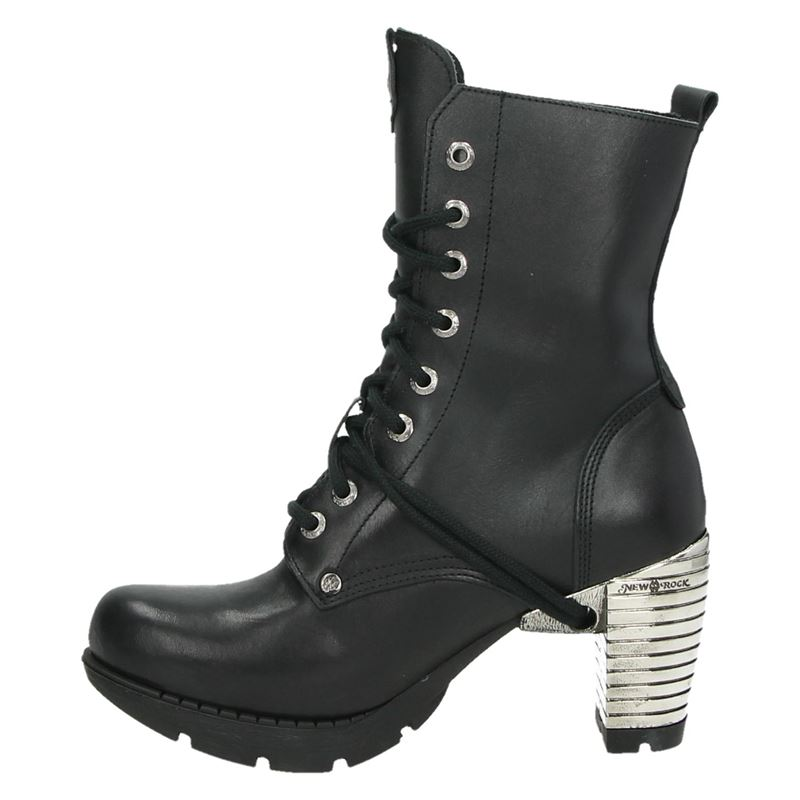 New Rock Trail - Veterboots - Zwart