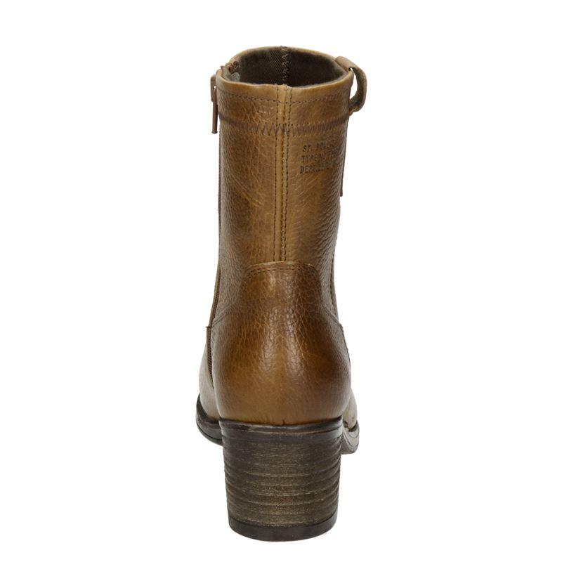 Bullboxer - Rits- & gesloten boots - Cognac