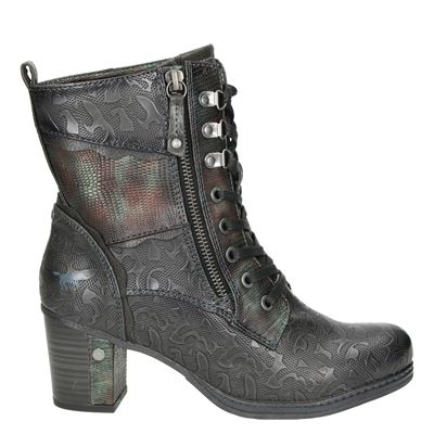 Mustang dames boots blauw