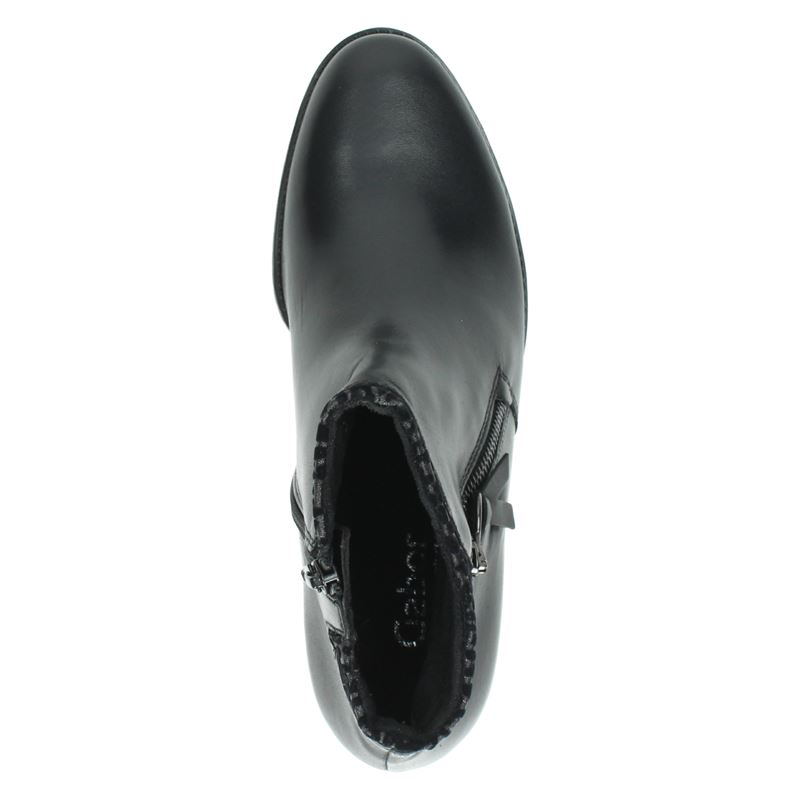 Gabor - Enkellaarsjes - Zwart