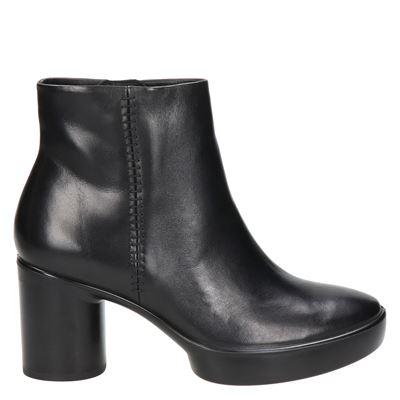 Ecco dames laarsjes & boots zwart