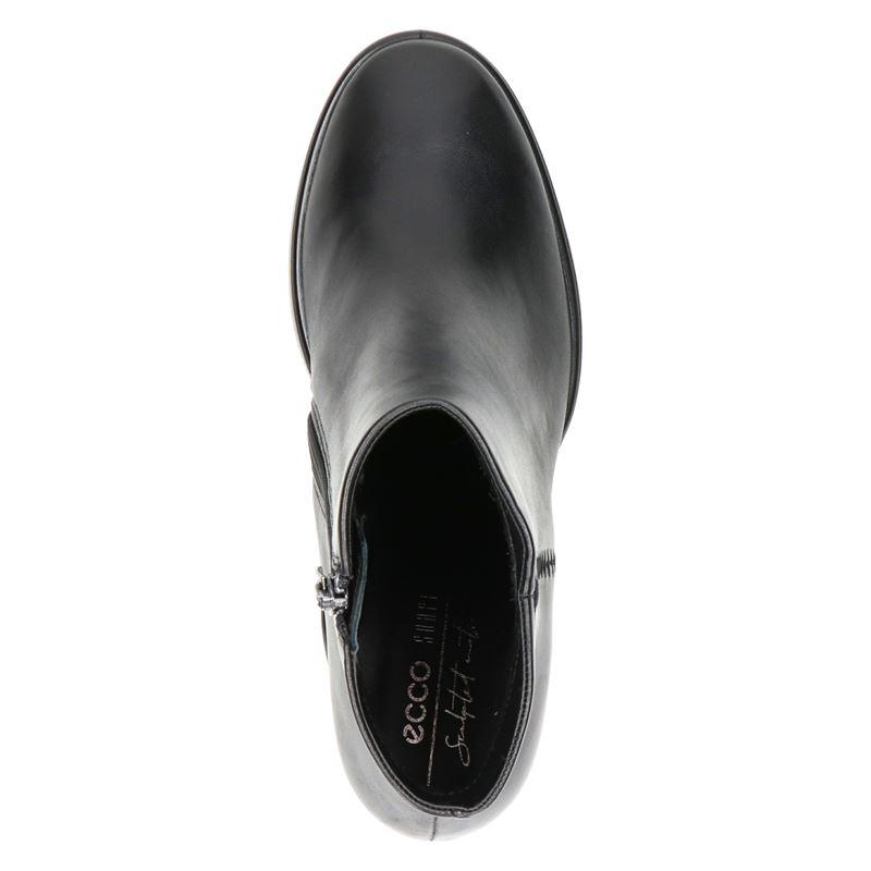 Ecco Shape Sculpted Motion - Rits- & gesloten boots - Zwart