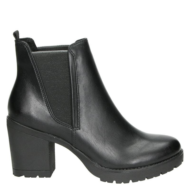 Marco Tozzi - Boots - Zwart