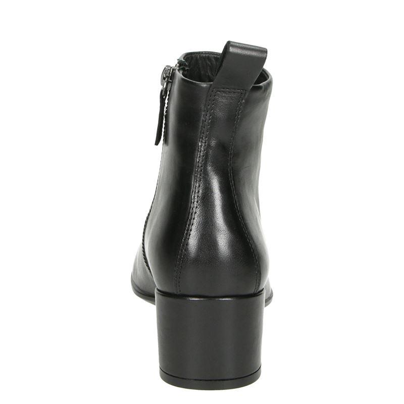 Ecco Shape 35 Mod Block - Enkellaarsjes - Zwart