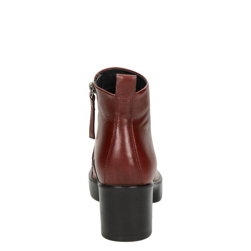 Ecco Shape Sculpted Motion 35 - Enkellaarsjes - Rood