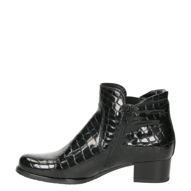 laarzen jenny ara zwart