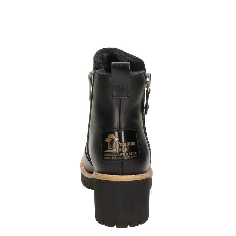 Panama Jack Pauline Trav - Rits- & gesloten boots - Zwart