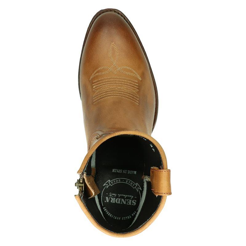 Sendra 16726 Debora - Cowboylaarzen - Cognac