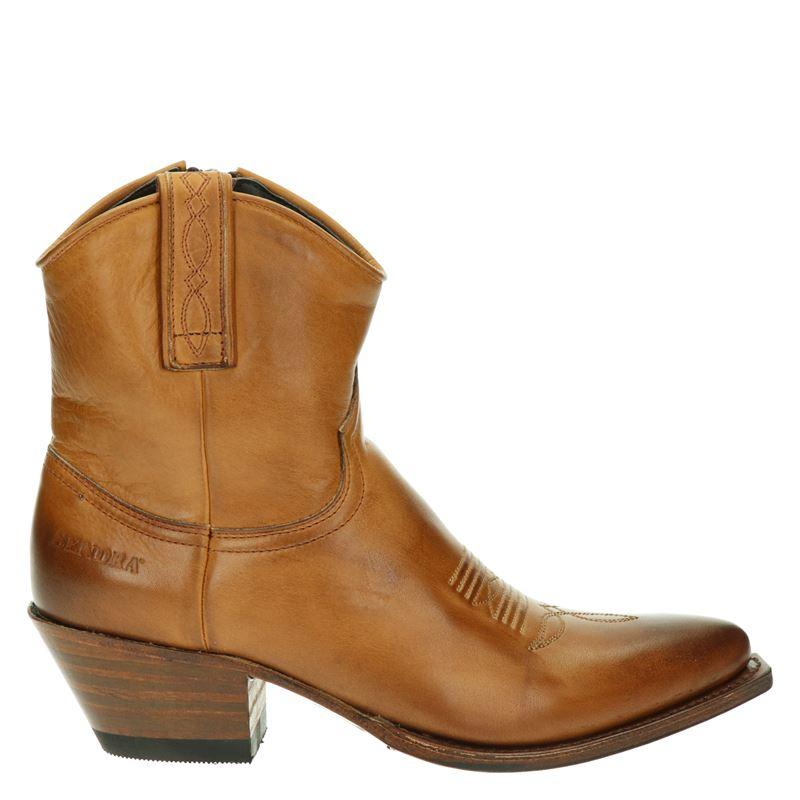 Sendra 13504 Lia Flex - Cowboylaarzen - Cognac