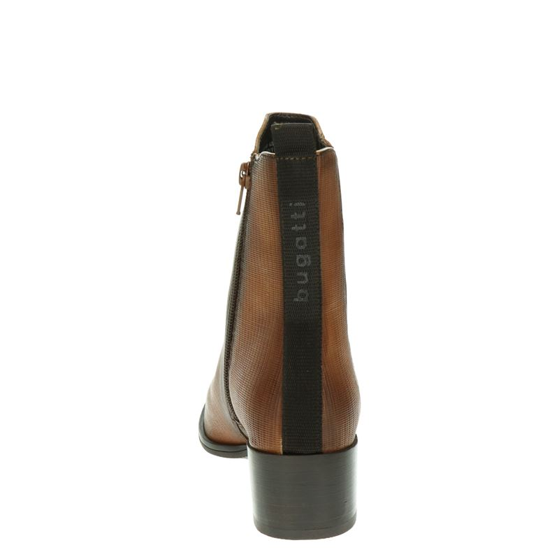 Bugatti - Enkellaarsjes - Cognac