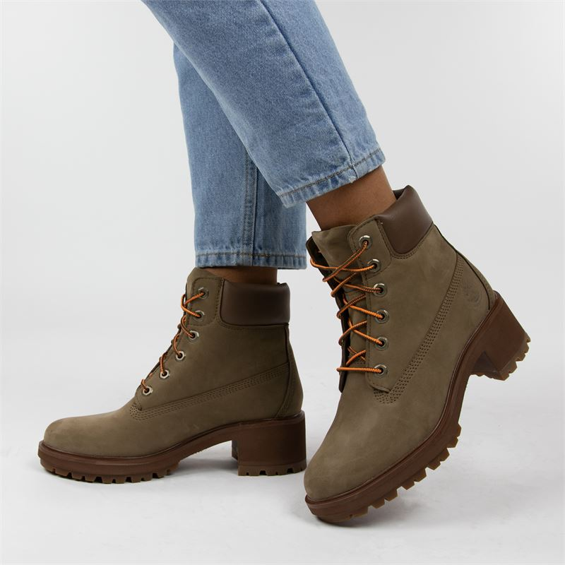 Timberland Kinsley - Veterboots - Taupe