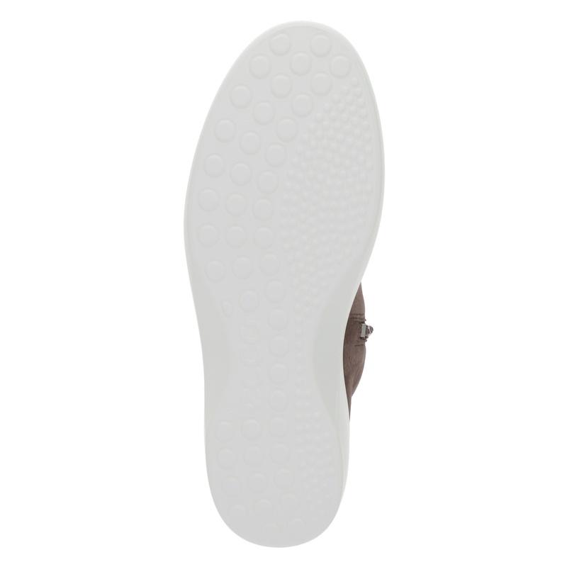 Ecco Soft 7 wedge - Rits- & gesloten boots - Bruin