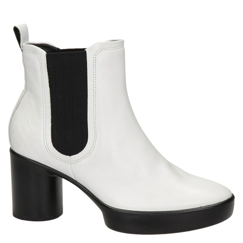 Ecco Shape Sculpted Motion - Rits- & gesloten boots - Wit