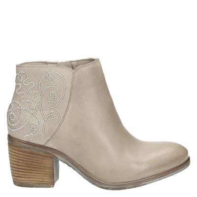Bullboxer dames laarzen taupe