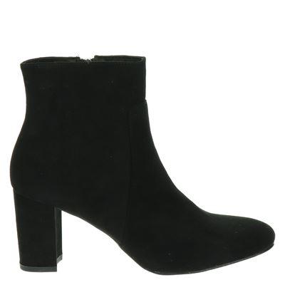La Strada dames enkellaarsjes Zwart