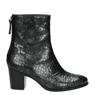 Ecco dames laarzen grijs