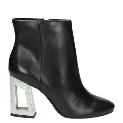 Bronx dames laarzen zwart