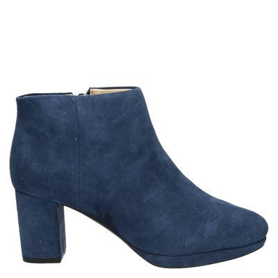 Clarks dames laarzen blauw