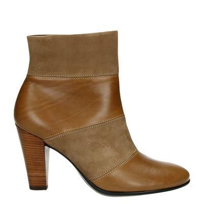 Ecco dames laarzen bruin