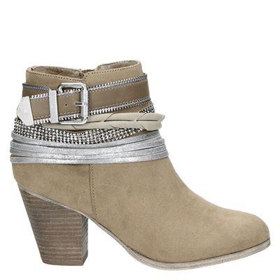 La Strada dames laarzen bruin
